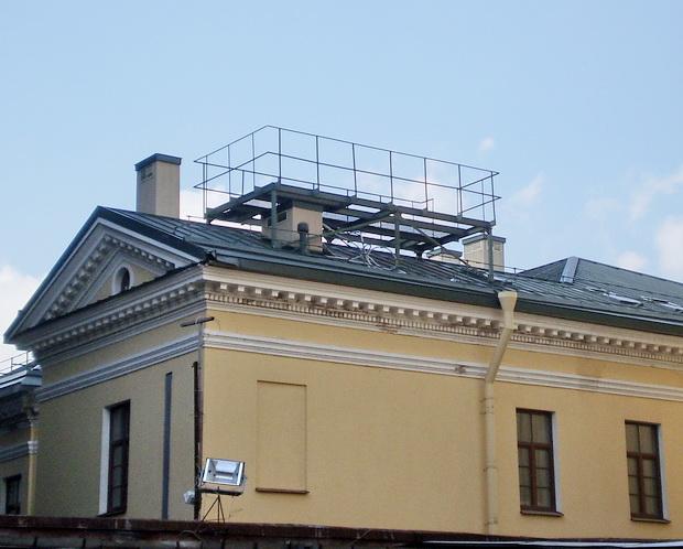 Дом княгини А. П. Голицыной - Дом В. Ф. Колобовой. Фото: citywalls.ru