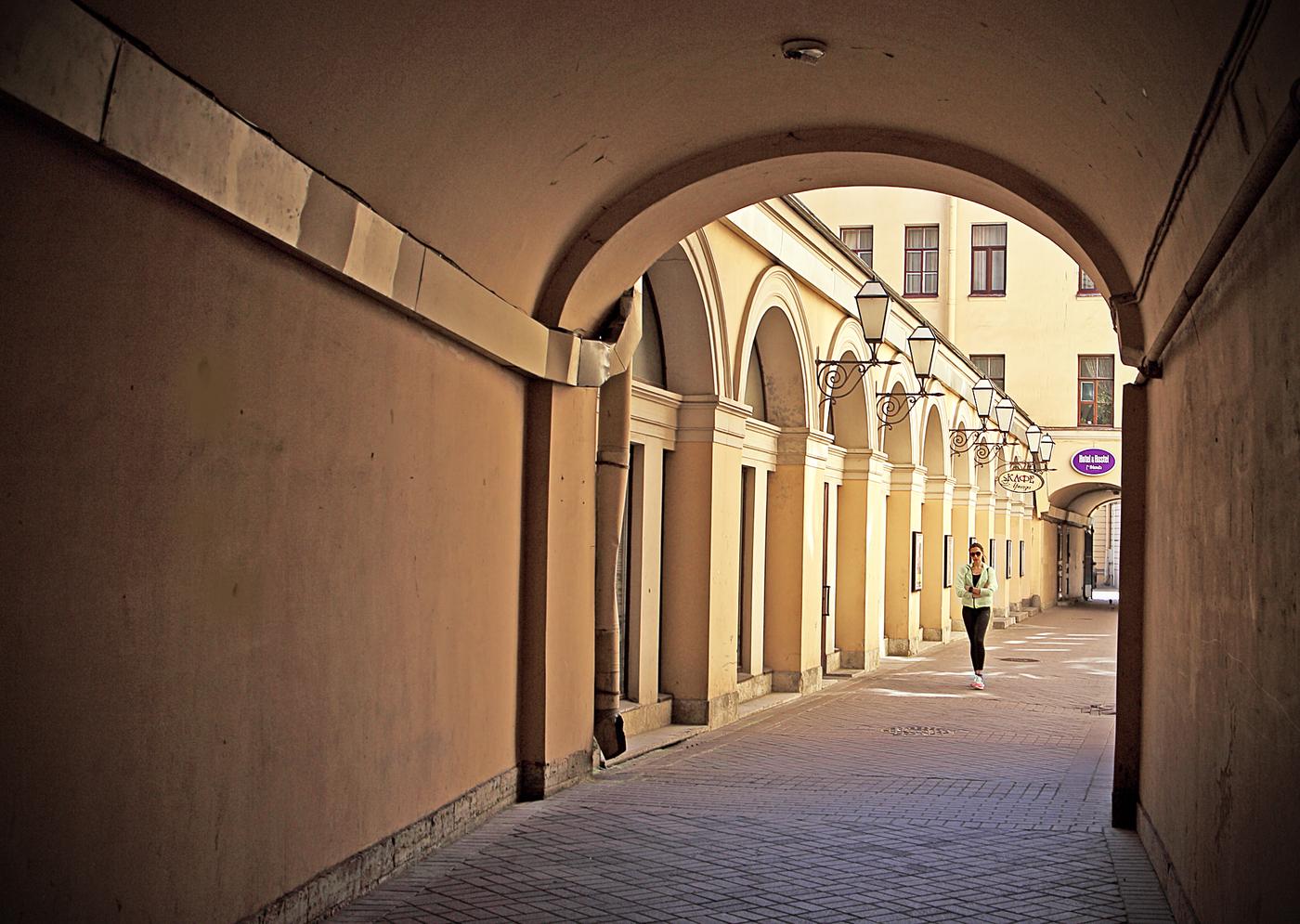 Дворы Капеллы Санкт-Петербург. Фото: photosight.ru