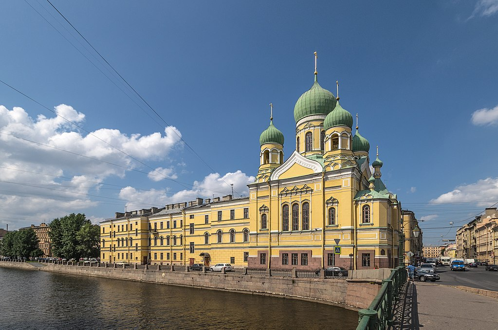 Свято-Исидоровская церковь. Фото: Florstein (WikiPhotoSpace)