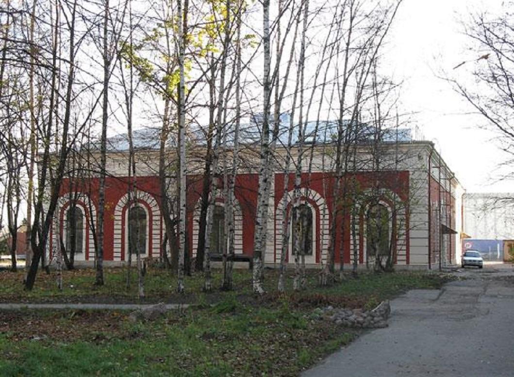 Конюшни Донского дивизиона. Фото: citywalls.ru