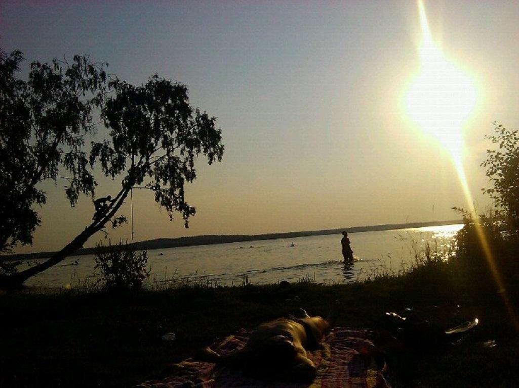 Озеро Курголовское. Фото: Ваган хачатрян ru.foursquare.com