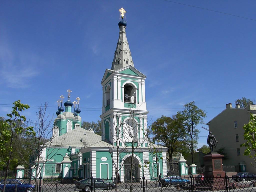 Сампсониевский собор. Автор фото: Александр Разумов (Wikimedia Commons)
