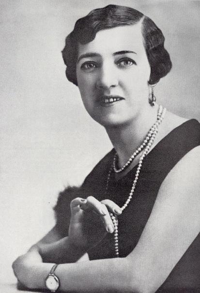 Агриппина Ваганова в 1920-е гг. Автор: неизвестен