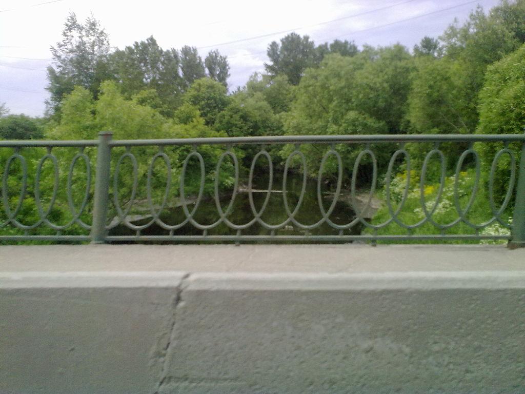 Алмазный мост в Петербурге. Фото: Yahont