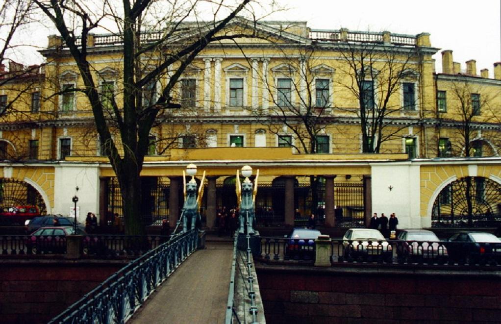Санкт-Петербургский государственный экономический университет (СПбГЭУ). Фото: Rogalsky~commonswiki