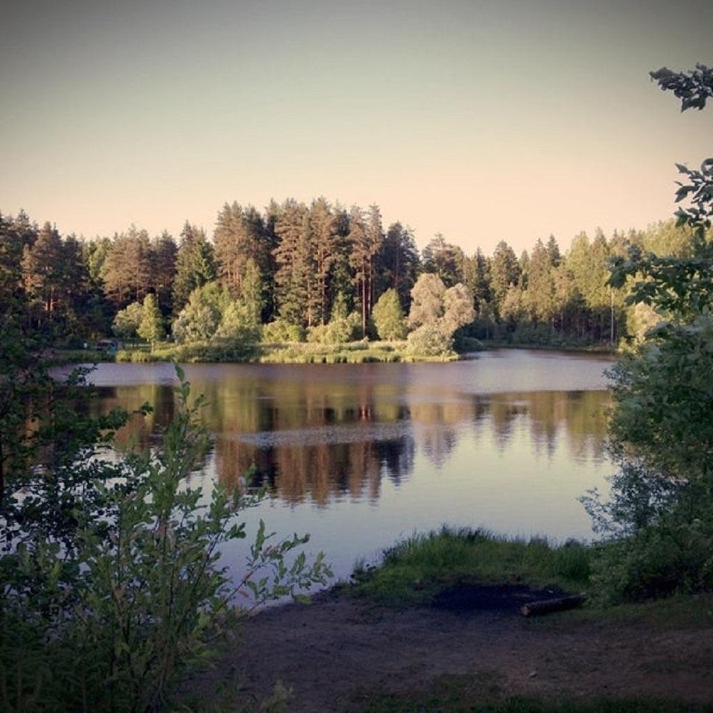 Озеро Светлое, 2013 г. Фото: Наташенька А.Haziran (ru.foursquare.com)
