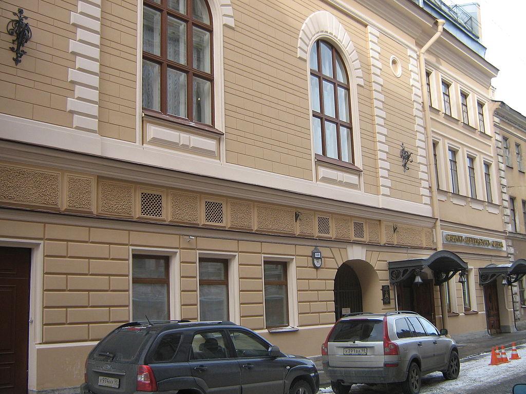 """4. Театр """"Санктъ-Петербургъ Опера"""". Фото: Peterburg23"""
