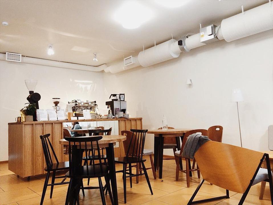 """Кофейня """"Смена"""". Фото: restoclub.ru"""