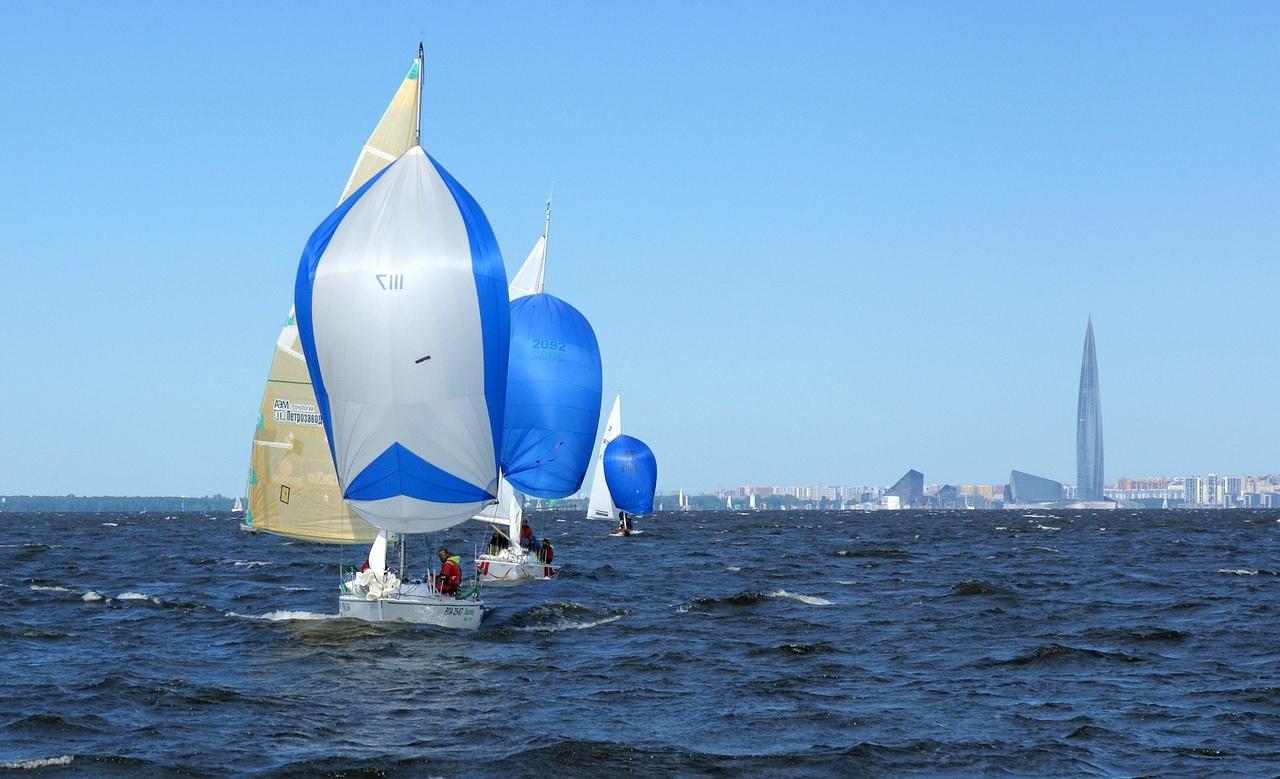 """Яхт-клуб """"Балтиец"""". Фото: vk.com/baltclub78"""