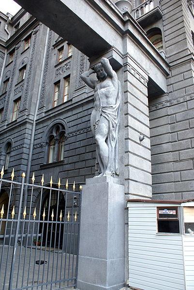 Доходный дом Веге. Автор: Lenka Yu, Wikimedia Commons