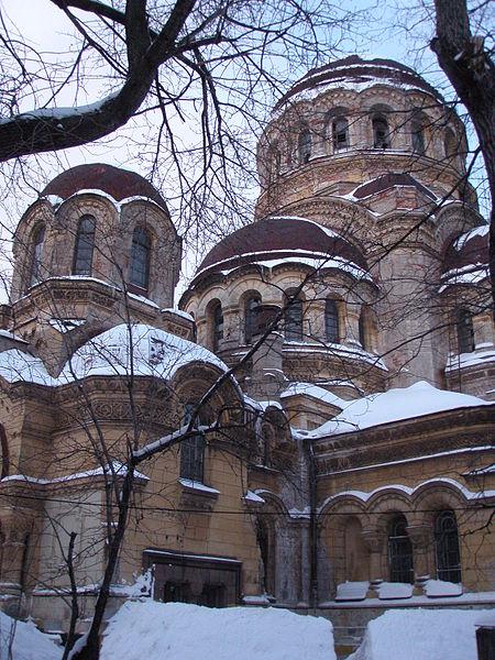 Церковь Милующей Божией Матери. Автор: Sav-1667,  Wikimedia Commons