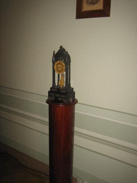 Подлинные часы Пушкина. Автор: Lkitrossky, Wikimedia Commons