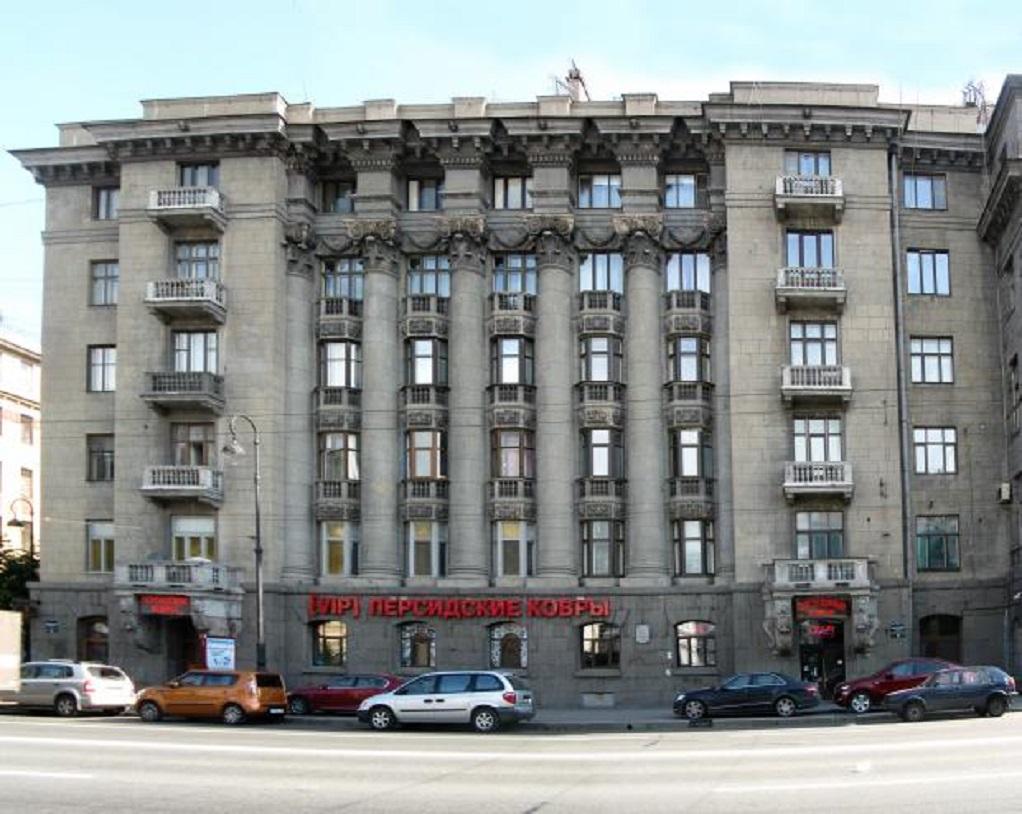 Доходный дом инженера К. В. Маркова, Санкт-Петербург, Каменноостровский пр., 65 (citywalls.ru)