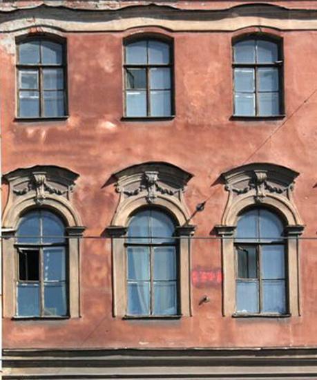 Комплекс жилых домов Тарасовых, 1-я Красноармейская ул., 3-5. Фото: citywalls.ru