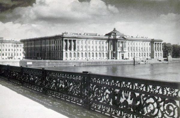 Академия художеств, 1952 г.Фото: citywalls.ru