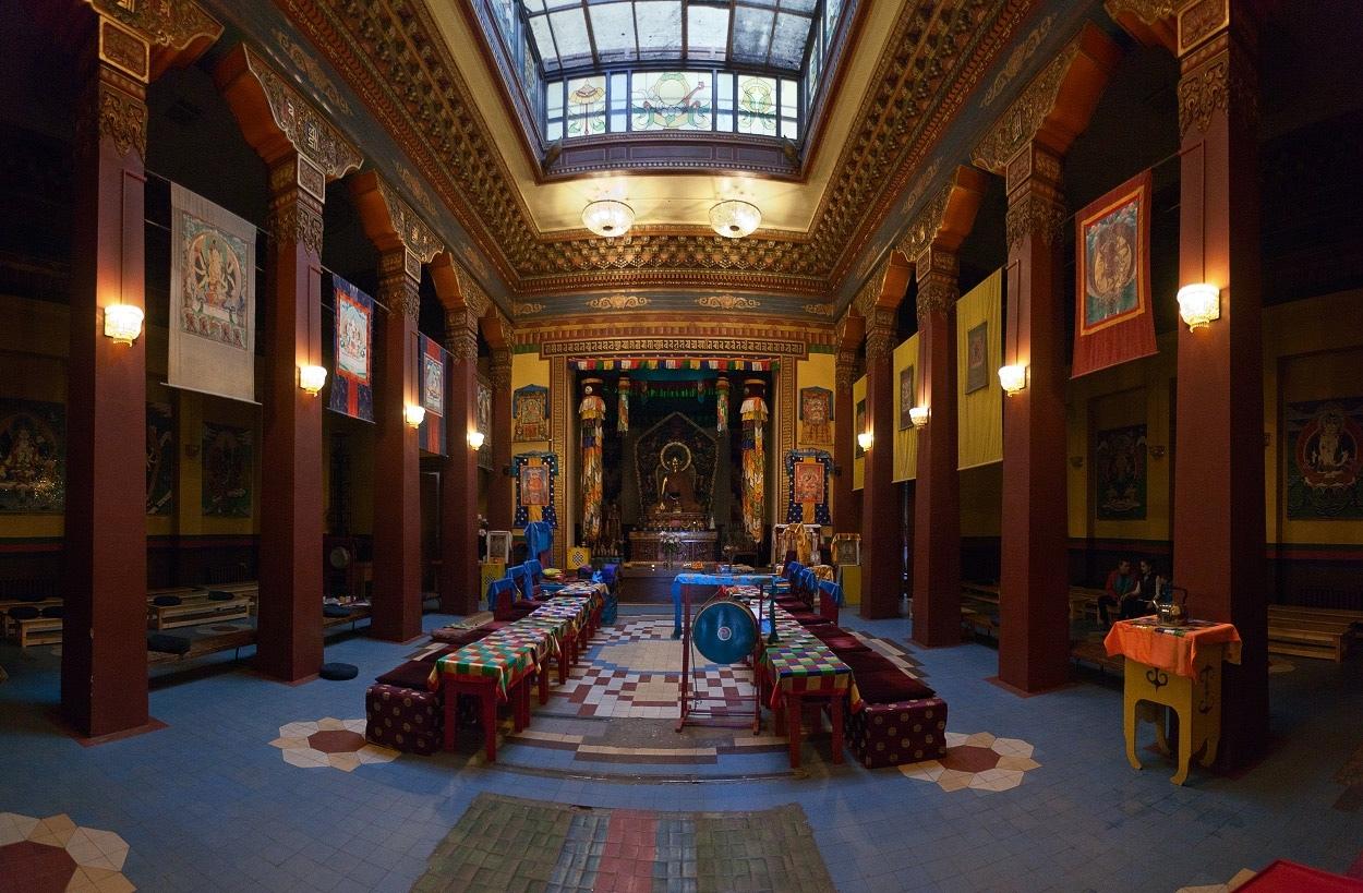 Музей-институт семьи Рерихов. Фото: vk.com/roerich
