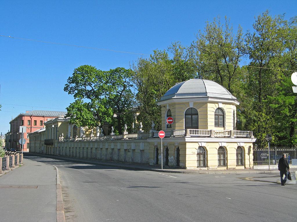 Садовый павильон. Фото: Екатерина Борисова (Wikimedia Commons)