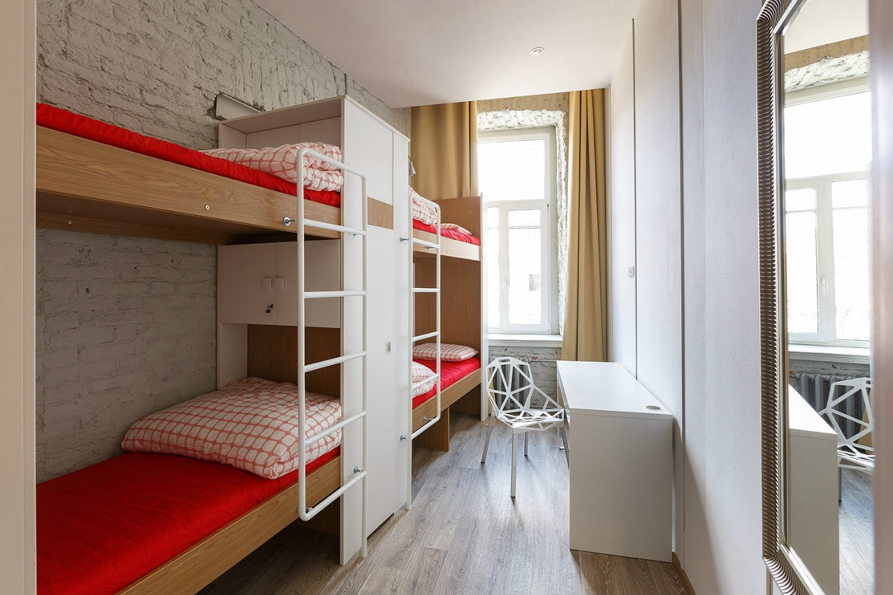 4. Simple Hostel 3*