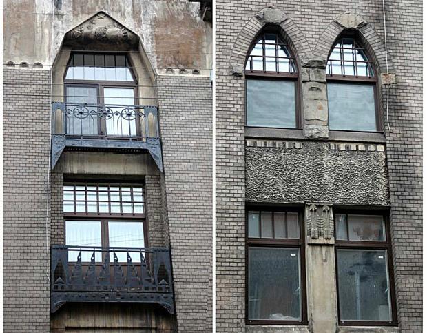 Собственный доходный дом А. Ф. Бубыря. Фото: citywalls.ru