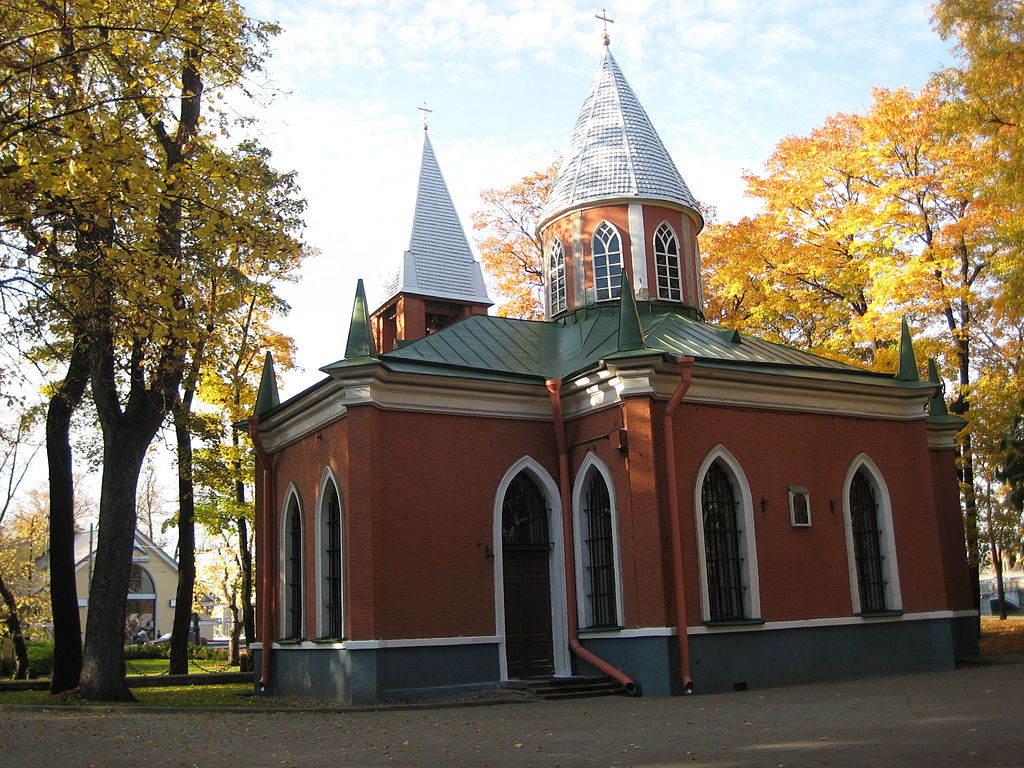 5. Церковь Рождества св. Иоанна Предтечи. Фото: Александров