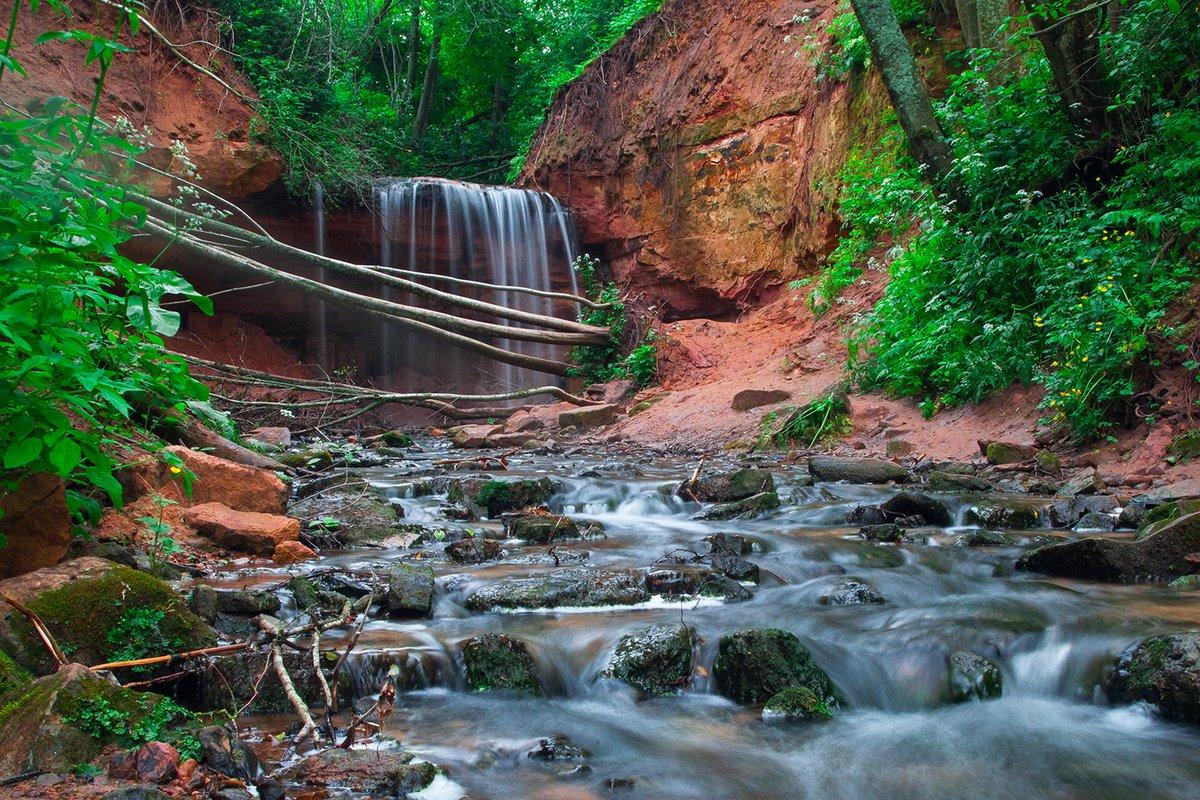 Горчаковщинский водопад. Фото: Юрий Столыпин (nat-geo.ru)