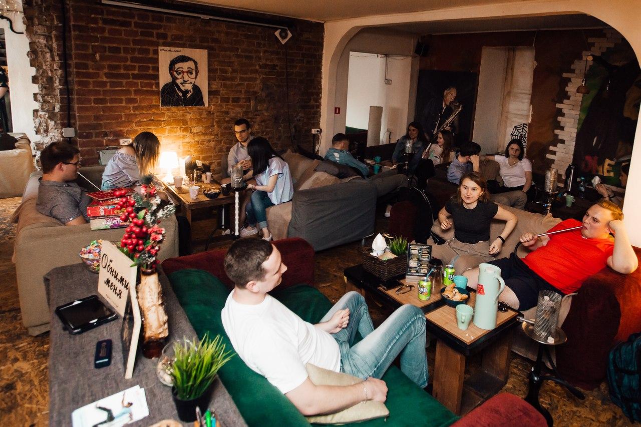 "5. Lounge-пространство ""Gosti"""