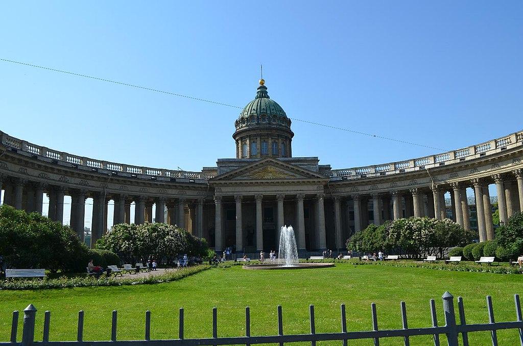 5. Казанский собор. Фото: Legioner2016
