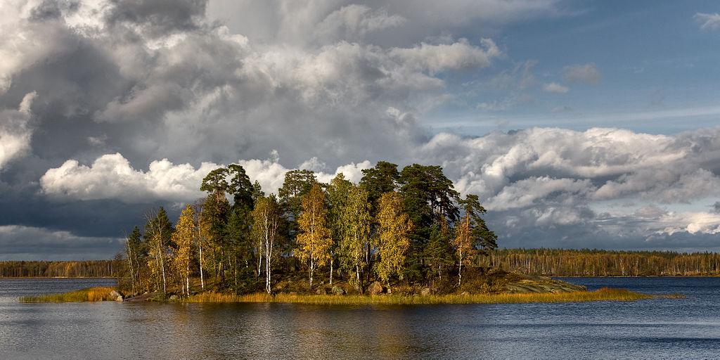 Парк Монрепо, Выборгский район. Фото: Pavlikhin