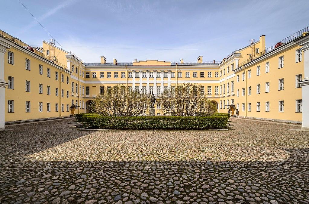 Музей-квартира Пушкина. Фото: Florstein (WikiPhotoSpace)