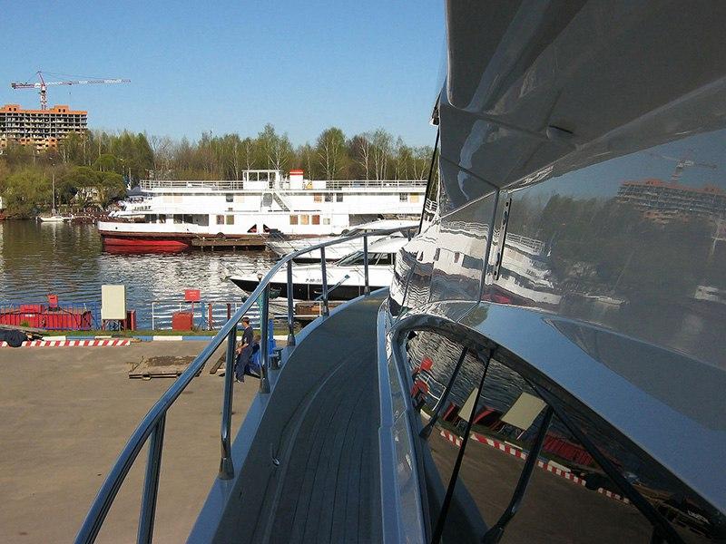 "Яхт-клуб ""Нева"". Фото: Рыжая Бестыжая"
