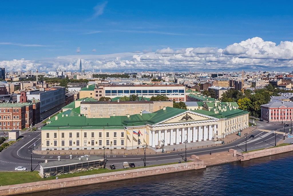 Санкт-Петербургский Горный университет. Фото: A.Savin