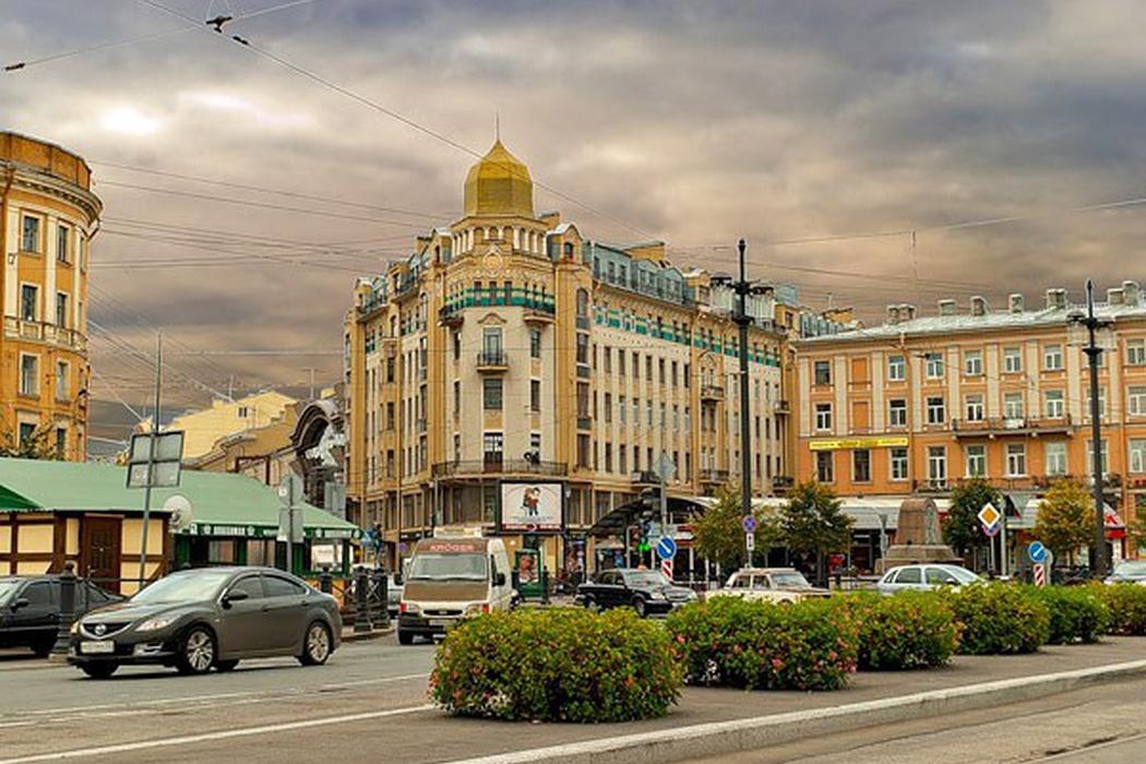 Сенная площадь. Источник фото: Anton Vaganov