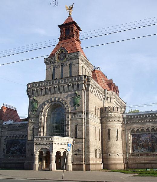 Суворовский музей. Автор: Lvova Anastasiya (Львова Анастасия, Lvova), Wikimedia Commons