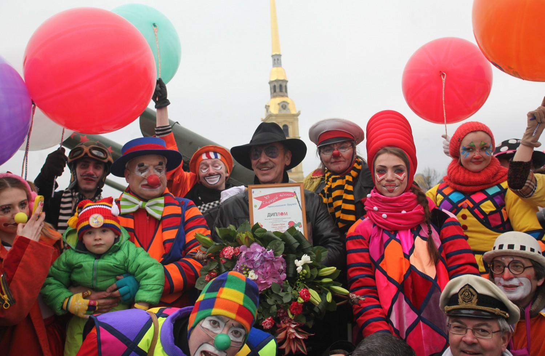 Смешной фестиваль в Санкт-Петербурге