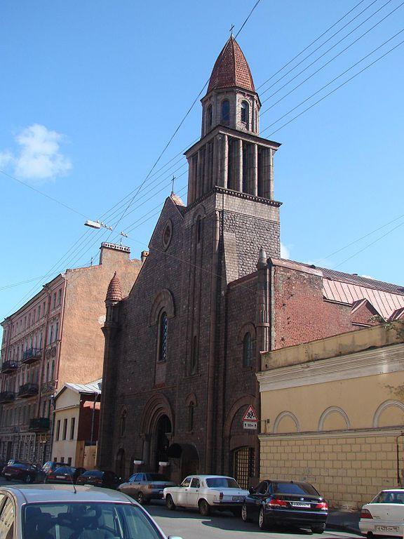 Храм Лурдской Божией Матери. Фото: Boleslav1