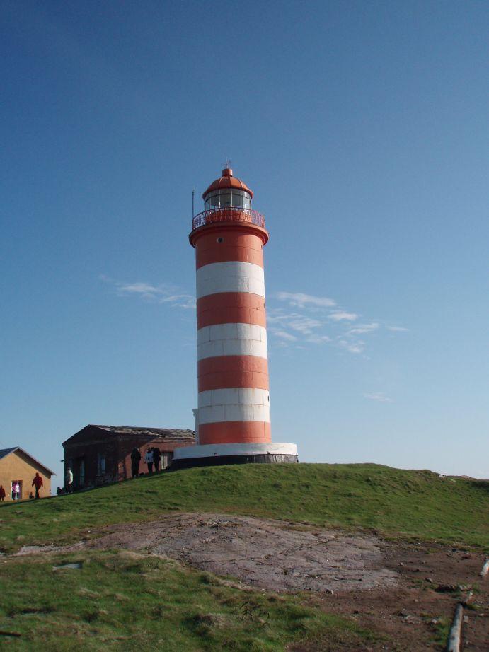 Северный Гогландский маяк. Фото: Islander (Wikimedia Commons)