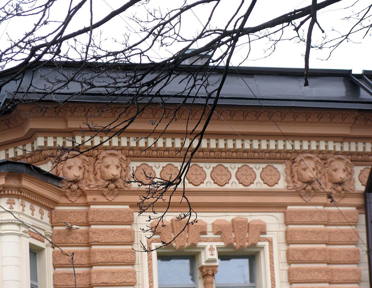 Особняк Сан-Галли. Фото: citywalls.ru