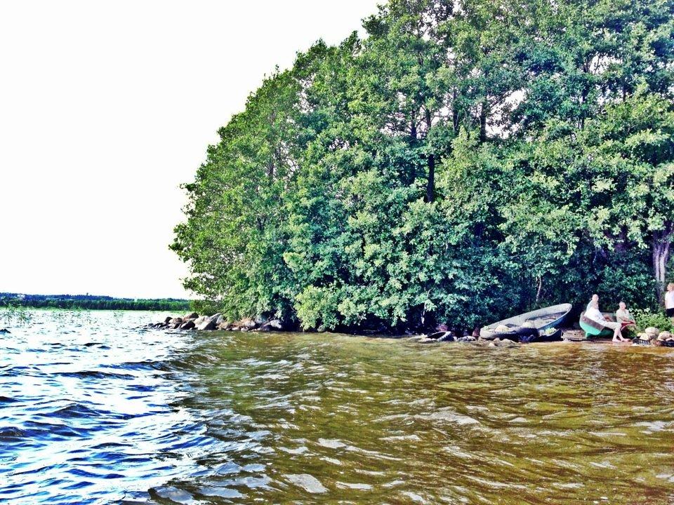 Озеро Отрадное. Фото: VinoDel (ru.foursquare.com)