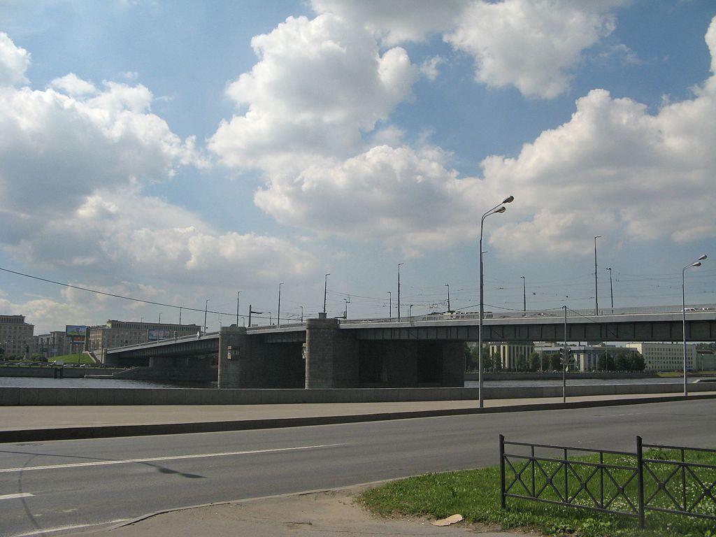 Володарский мост. Фото: Екатерина Борисова