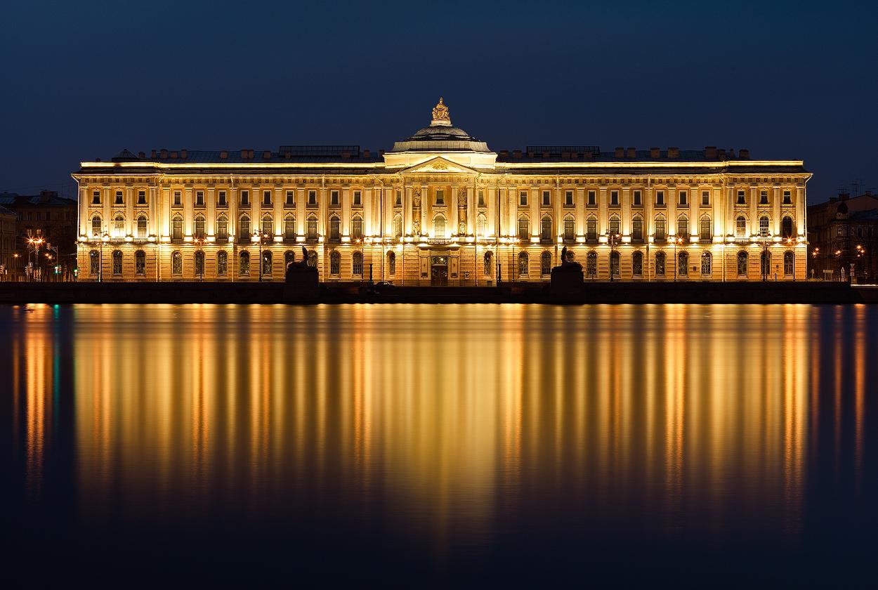 Академия художеств. Фото: photosight.ru