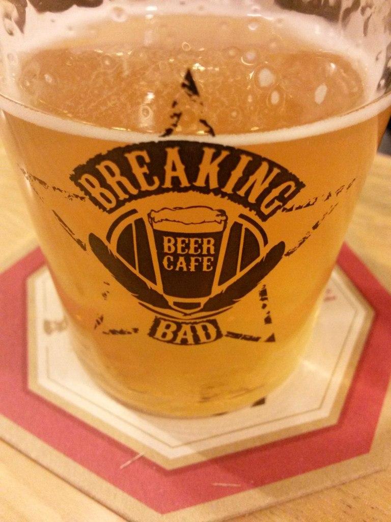 6. Пивное кафе Breaking Bad