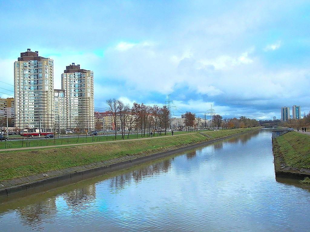 Дудергофский канал. Фото: Uz1awa