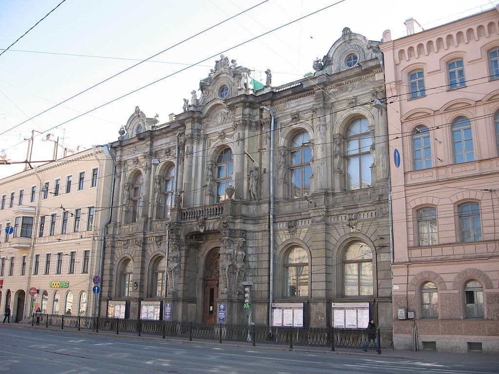 6. Дворец Зинаиды Юсуповой. Фото: Dr.bykov