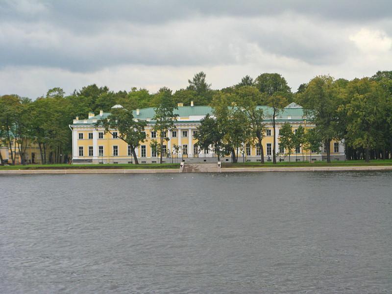 6. Каменноостровский дворец. Фото: Екатерина Борисова