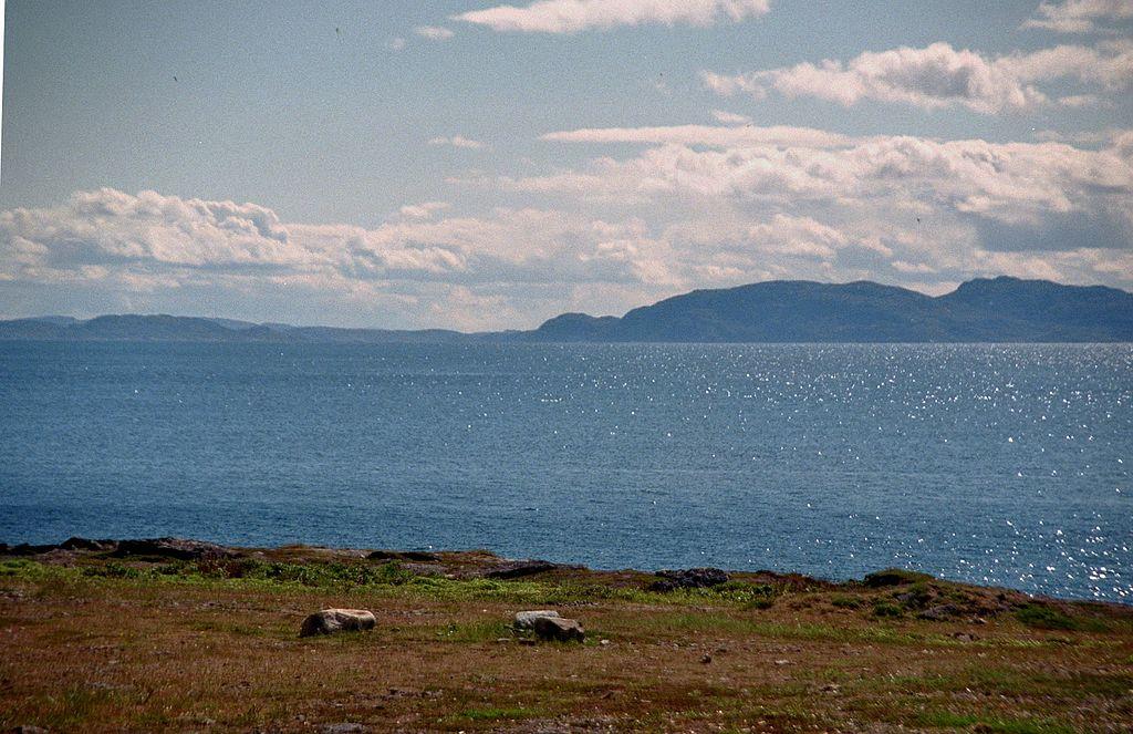 Варангер-фьорд (Варяжский залив) Автор фото: Karl Brodowsky (Wikimedia Commons)