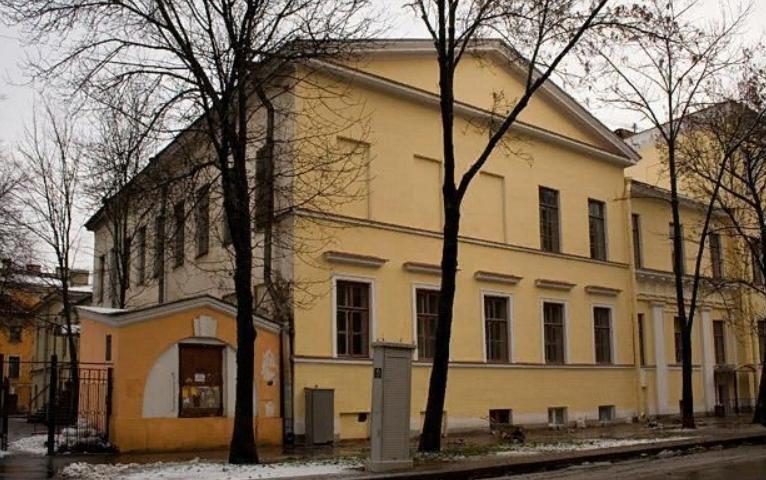 Санкт-Петербургский Энергетический техникум. Фото: miraru1 (wikimapia.org)