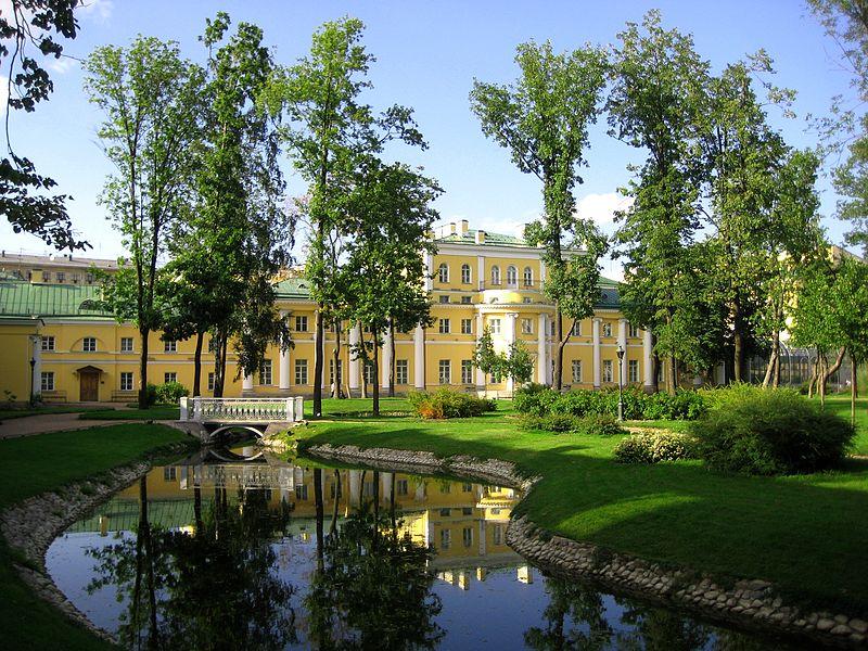 Сад. Фото: Александров