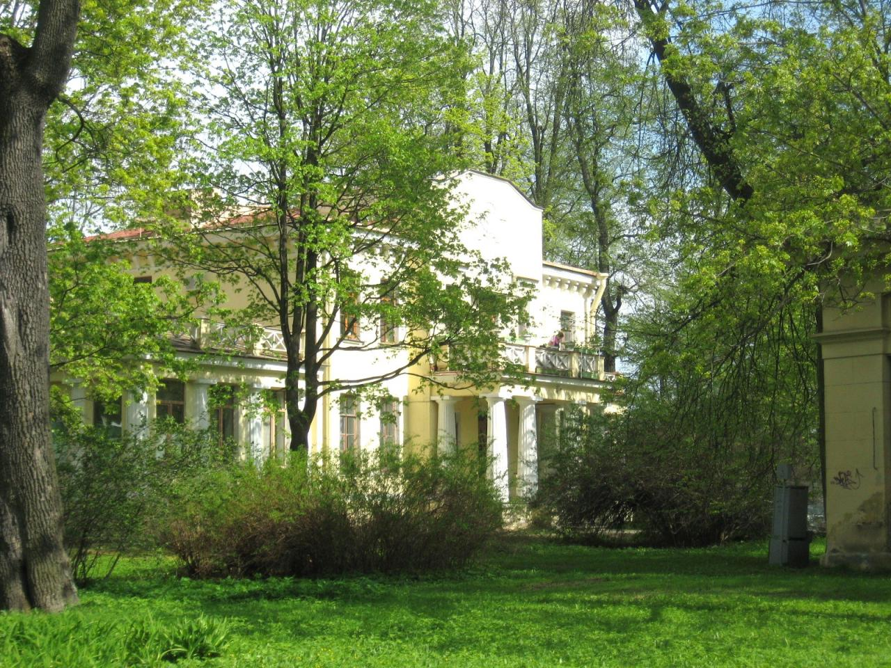 7. Дом Бехтерева. Фото: Тамара Николаевна, 2008 Добавил - IVa