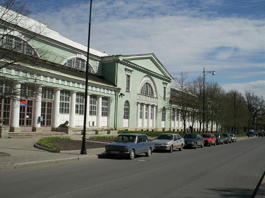 Пушкинский район. Фото: Мяут (Wikimedia Commons)