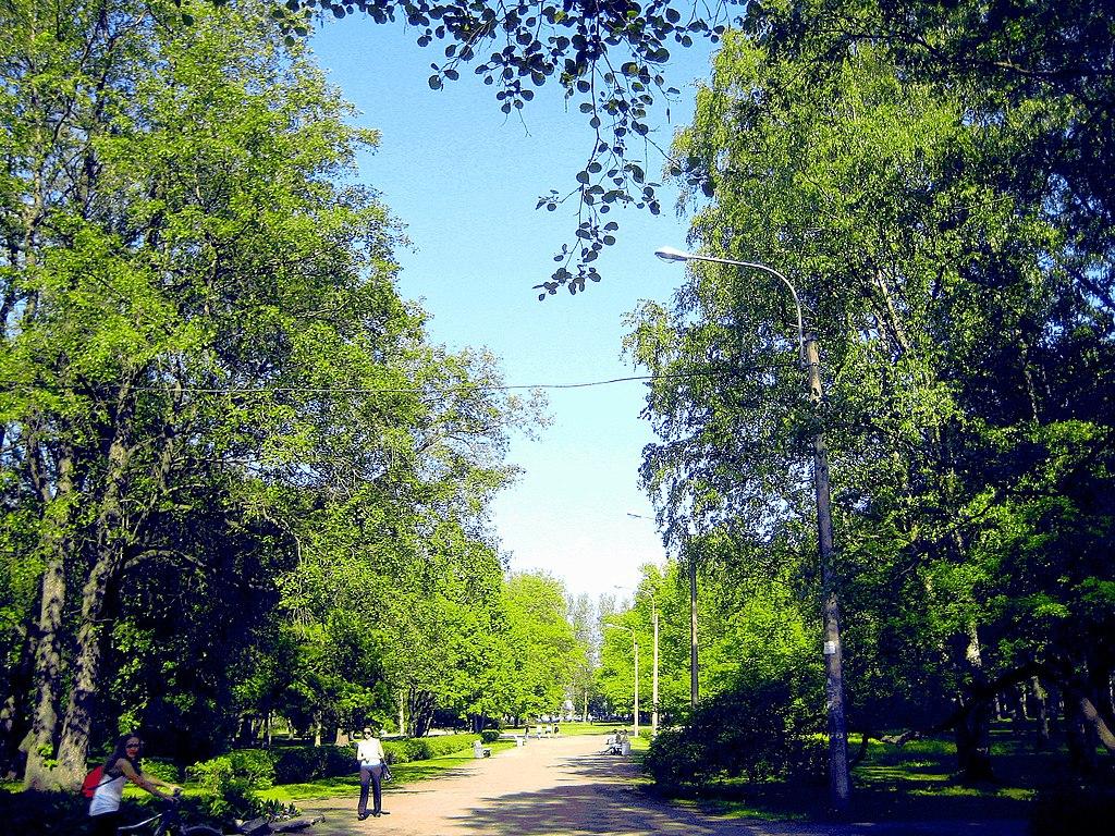 Удельный парк. Фото: GAlexandrova